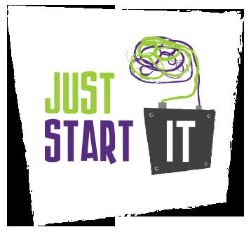Just Start IT logo