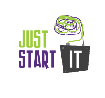 Just Start IT logo
